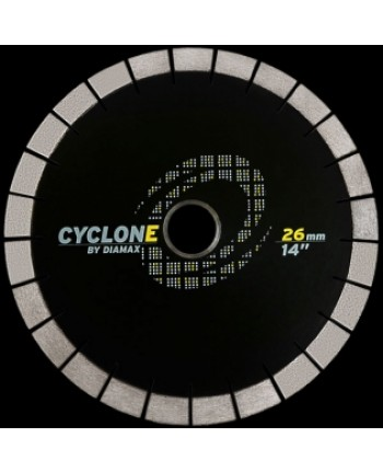 Cyclone High Speed Silent Core Blade