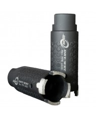 Cyclone Dry Wet Side Protection Core Bit