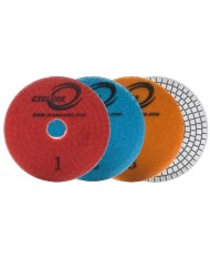 "4"" Cyclone ES 3 Step White Polishing System"