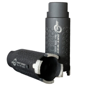 Cyclone Dry Wet Side Protection Core Bit-0