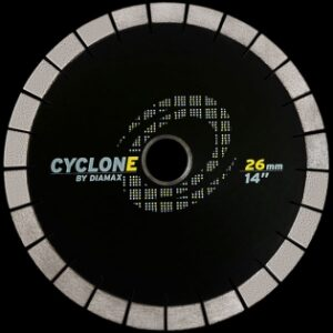 Cyclone High Speed Silent Core Blade-0