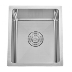 Single Bowl Undermount Handmade Sink ZP1513HMR-0