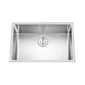 Single Bowl Undermount Handmade Sink ZP2516HMR-0