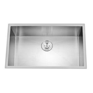 Single Bowl Undermount Handmade Sink ZP2816HMZ-0